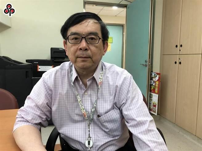 台大醫院小兒部主任黃立民 ( 圖/本報資料照)