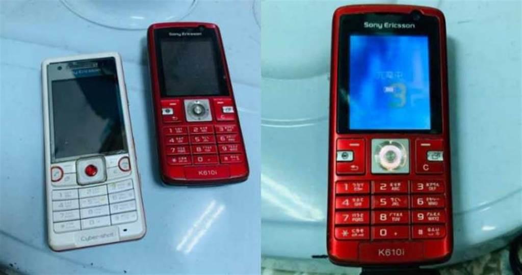 塵封10多年的手機竟然還能開機。