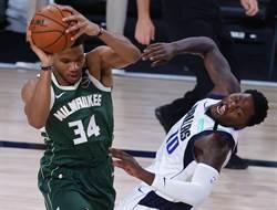 NBA》字母哥對公鹿表現不滿 復賽僅3勝5敗