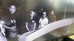 楊梅社區傳惡臭 員警埋伏查獲2男販毒