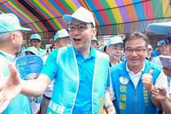 韓國瑜「鵝蛋說」 朱立倫:政府補助不孕是關鍵