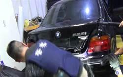 汽車美容作掩護 警搜出百餘罐強姦藥水和大批槍毒