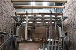 台南米街廣安宮整修 明年4月修復竣工