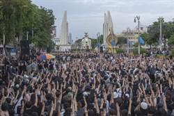 泰學生示威持續  數千人上街抗議
