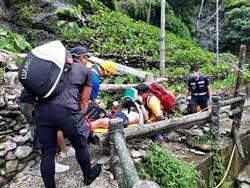 屏東「神山瀑布」又出事 16歲男溺水幸從鬼門關救回