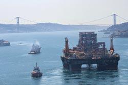 五國爭搶地中海油源