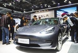 特斯拉領軍新能源車市