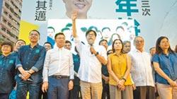 高雄市長補選 輾壓式贏得寶座!拿下67萬票 陳其邁勝出
