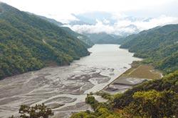 拉警報 發電水庫3成淤積過半
