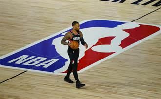 NBA》實至名歸!利拉德全票獲選復賽MVP