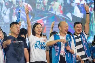 韓國瑜爆金句「鵝蛋求子」 陳揮文曝關鍵:中間選民不買單