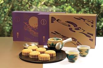 日勝生加賀屋推紫耀金月禮盒