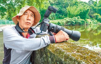 劉創盛愛釣魚 意外栽入保育路