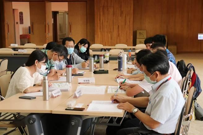台南市政府舉行農業政策共識營,規畫未來農政藍圖。(台南市政府提供/莊曜聰台南傳真)