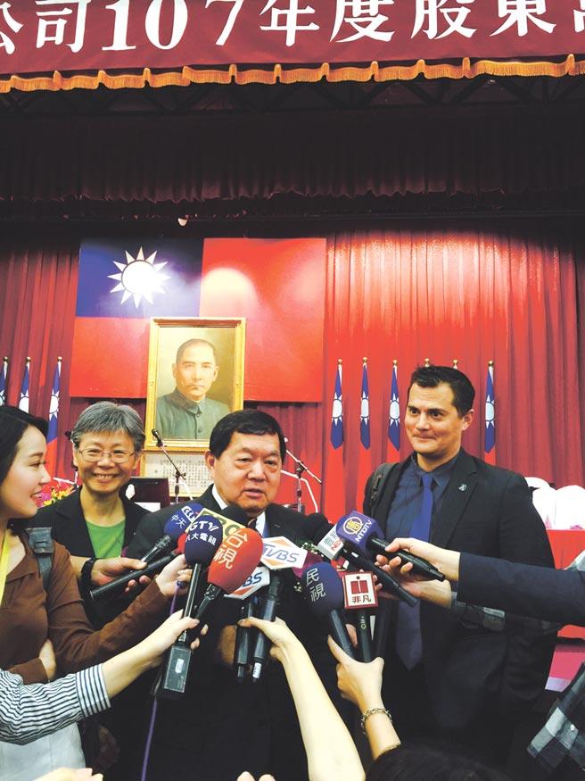 徐旭東(左)、徐國安(右)。圖/本報資料照片