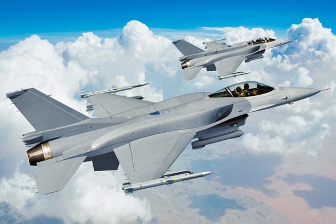 隨著中美交惡,台美關係升溫,美中台關係大亂之際,美公布台軍售合約,勢必又將引發大陸,不滿。圖為F-16V。(摘自洛克希德·馬丁網站)