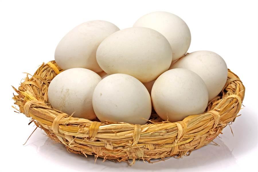 韓國瑜曝「鵝蛋助孕」秘方,專家表示,鵝蛋要吃對性別。(示意圖/Shutterstock)