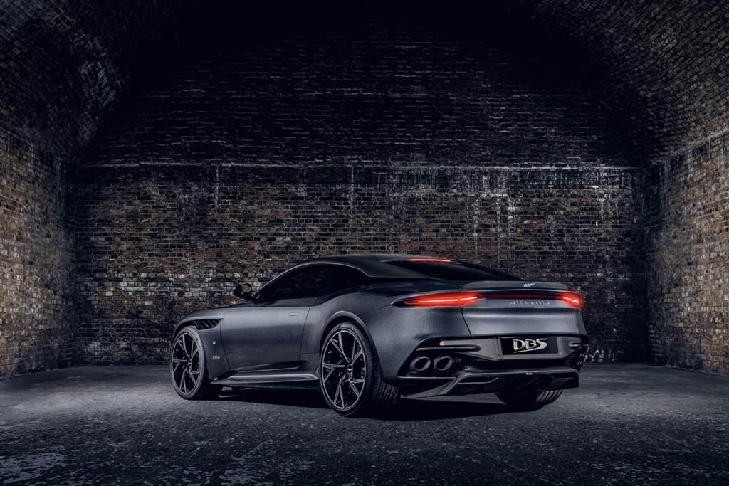 DBS Superleggera 007 Edition