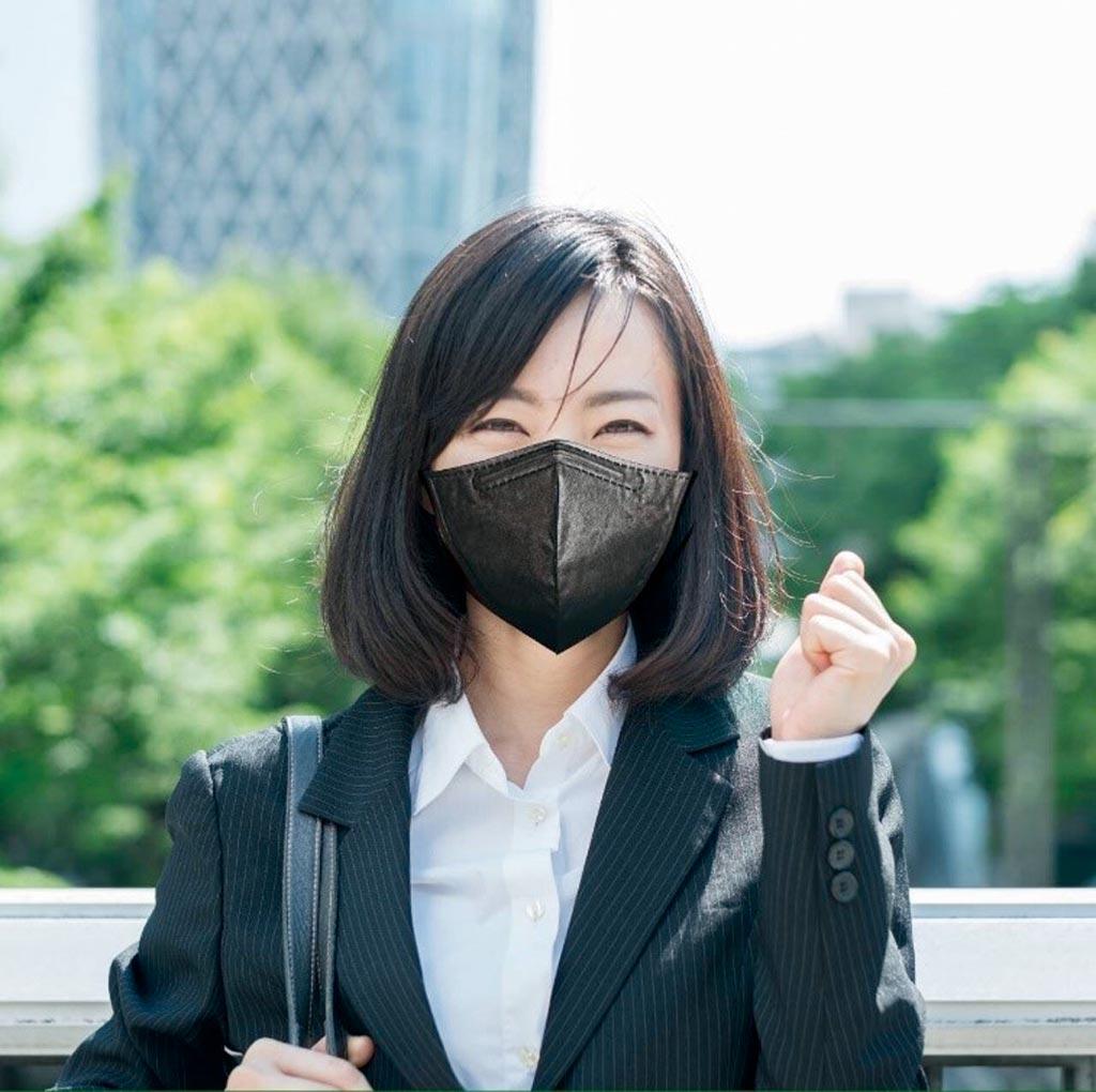 銀泰佶聯合生技創新研發的SDC在口罩運用層面具有雙重防護,將為當今全球口罩防疫物資帶來貢獻與突破。圖/業者提供
