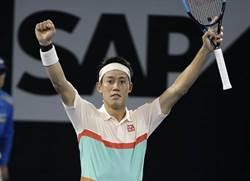 美網開打倒數半個月 日網球王子錦織圭新冠確診