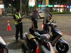 中和警與環保局聯合稽查  杜絕噪音車輛