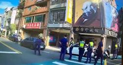 敬酒糾紛25人鬧區大亂鬥 砸車掏槍嚇壞住戶