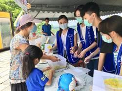 嘉藥USR攜大內小農 民眾體驗手作酪梨甜點樂活趣