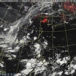 低壓增強即將成颱 明東南部嚴防強降雨 彭啟明:周末大變天