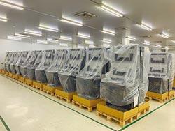 亞洲工業4.0暨智慧製造展 志鋼金屬 秀5G機殼實力