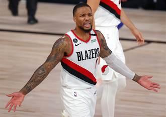 NBA》別捧利拉德 名嘴嗆他季後賽勝率墊底
