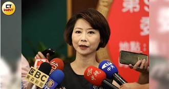 傳準備2022台南市長選舉 陳亭妃:言之過早