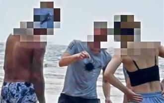 外籍遊客潮間帶虐海膽 犯案後找不到人
