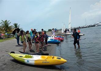 海洋運動遊學營 帶學生安全玩水趣