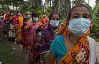 印度新冠死亡破5萬人 前總統染疫陷昏迷