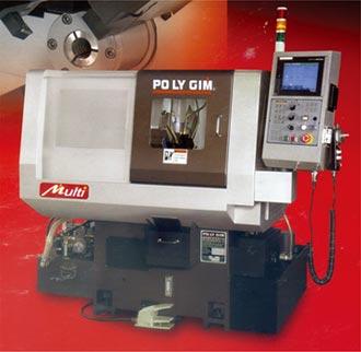 富格蘭多軸CNC車床 大量生產利器