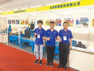 台灣新霆 設計自動化輸送機 客製化一條龍全方位服務