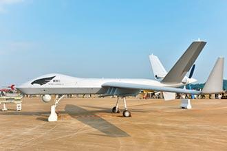 中美無人機角逐 陸起步晚10年