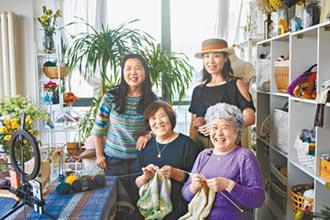婆婆媽媽直播教手藝 織出大生意