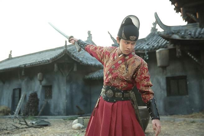 任嘉倫在《大明錦衣衛》飾演心狠手辣的錦衣衛陸繹。(中天娛樂台提供)