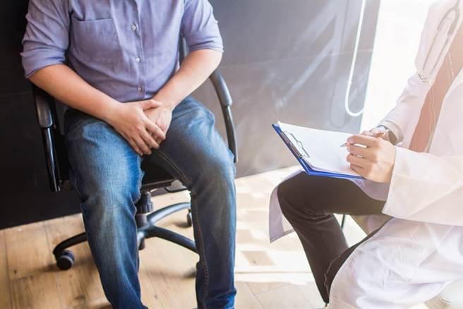 泌尿科醫師歸家豪登上節目分享看診特殊案例。(圖/達志影像)