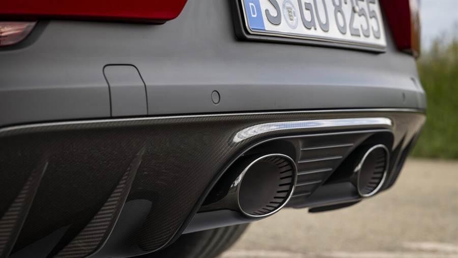 Porsche為Cayenne GTS準備的V8頂級配樂 來自優化的「中出」設計