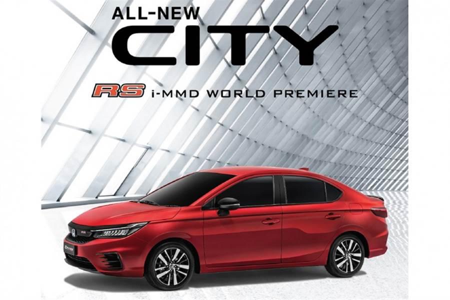 導入 1.5 Sport Hybrid i-MMD,Honda City RS Hybrid 即將於 8/24 馬來西亞全球首發