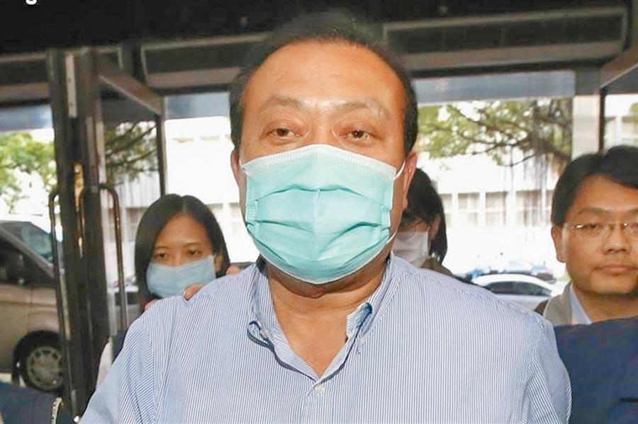 民進黨立委蘇震清遭北院裁定羈押。(資料照)