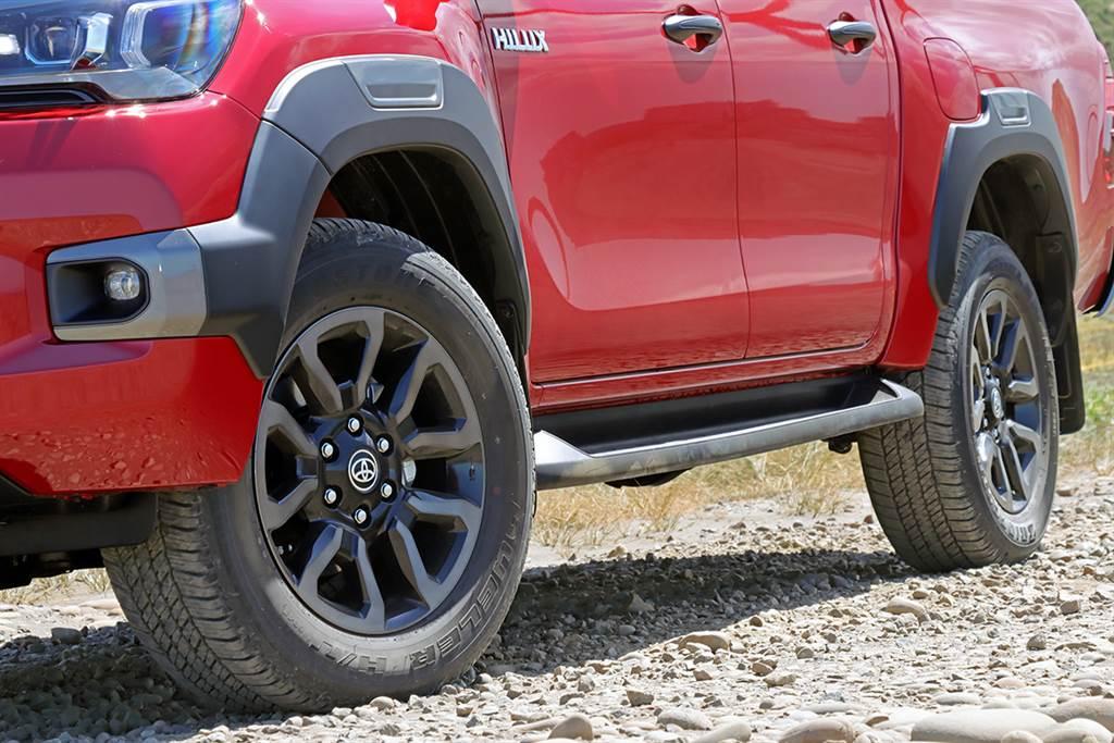 以完全「野性」征服冒險心靈,2021 Toyota Hilux 2.8 D4-D二度小改款