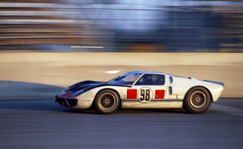 Ford GT Heritage Edition:停產前的最後特仕版?!紀念1966年Daytona 24 Hour首次耐力賽冠軍!