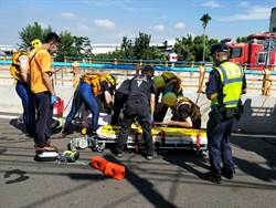 妙齡女騎單車意外墜水圳 水深僅及膝仍溺水死亡