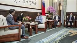 盼台美速簽BTA 蔡英文:雙方可發揮貿易互補性