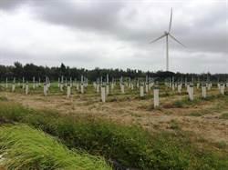 雲林陸上風機爭議大  民眾希望移到閒置台西工業區