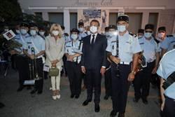 俄能源部長「中鏢」 法防暴警嚴推口罩令