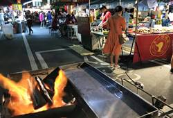 台東觀光夜市推減塑 餐飲攤商全數配合